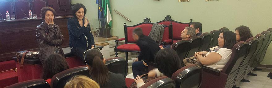El grupo de extranjer a debate sobre la funci n de la for Oficina del defensor del pueblo